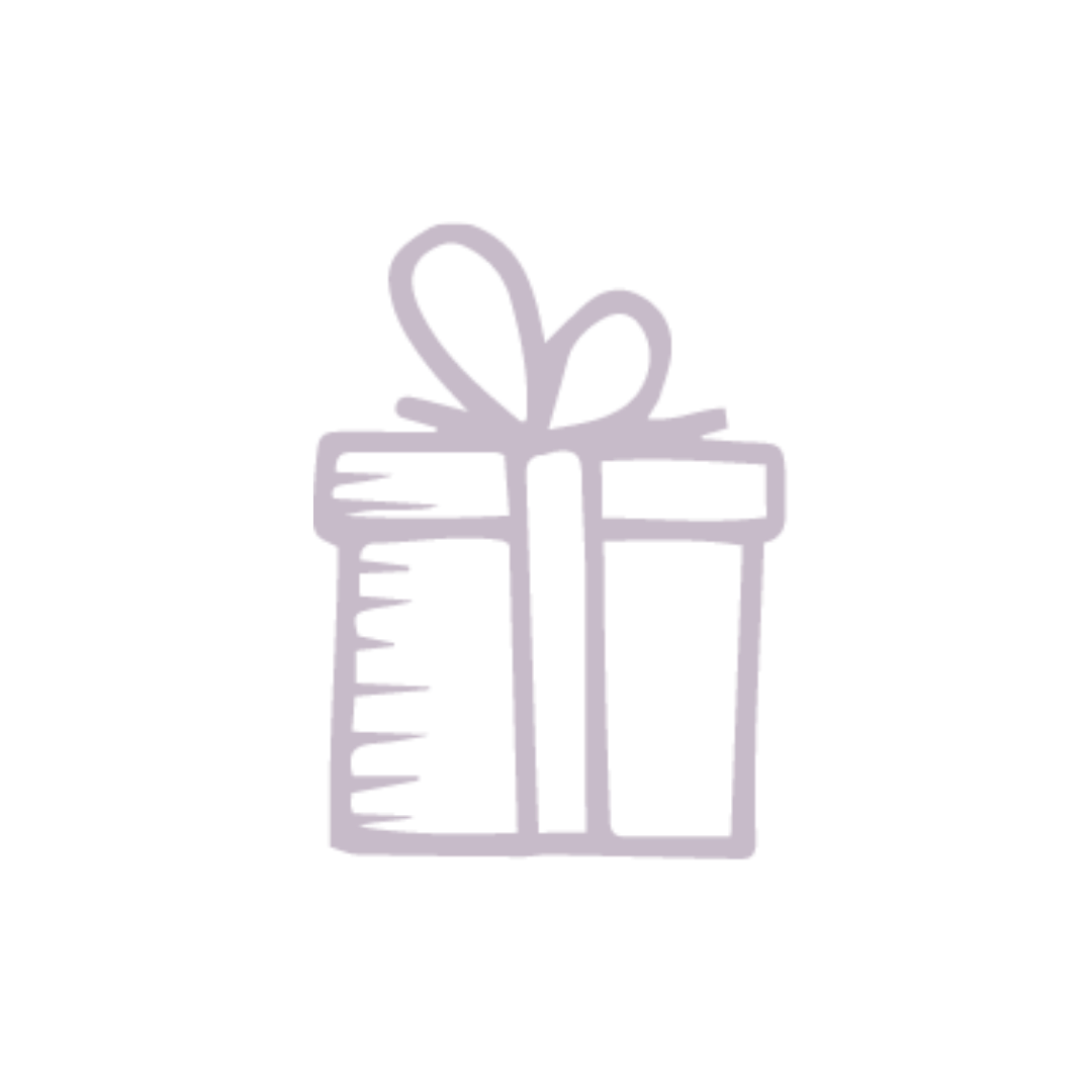 Picture of gift icon on baby tracker page