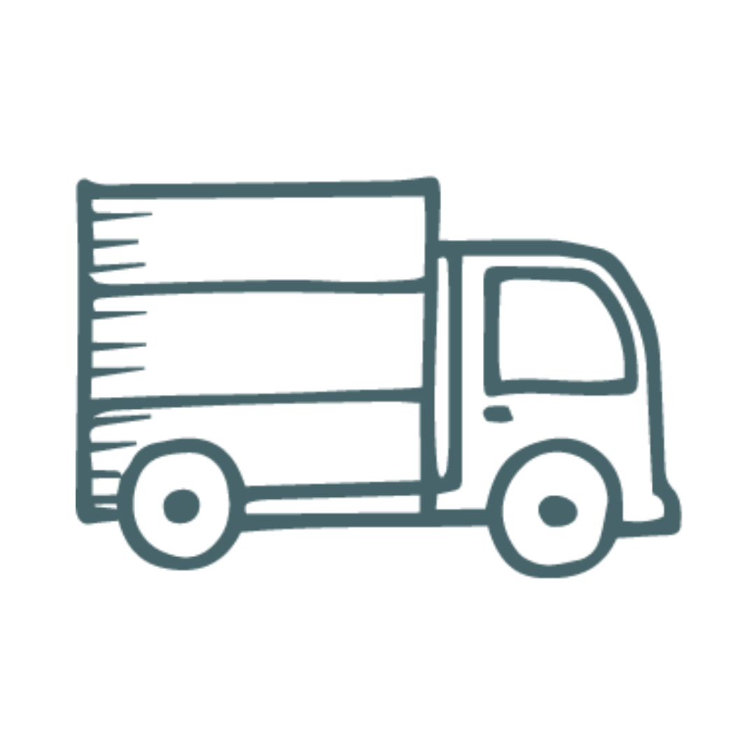 Picture of truck icon on baby tracker page